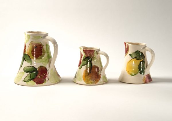 Apple and Pear Jugs