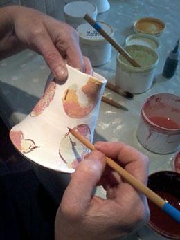 Decorating Ceramics