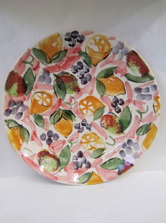 Plum Plate