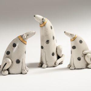 3 Spotty Dogs