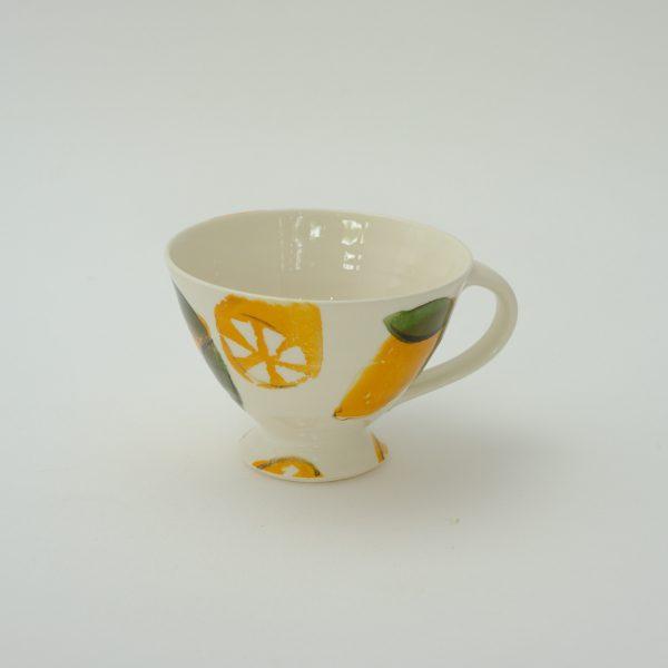 Lemon Breakfast Cup