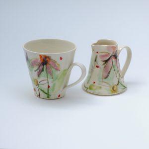 Meadow Mug and Jug